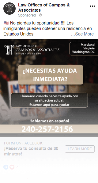 Law Offices of Campos & Associates