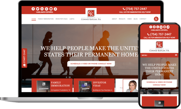 Best marketing firms for attorneys like Connie Kaplan