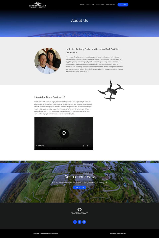 Interstellar Drone Services