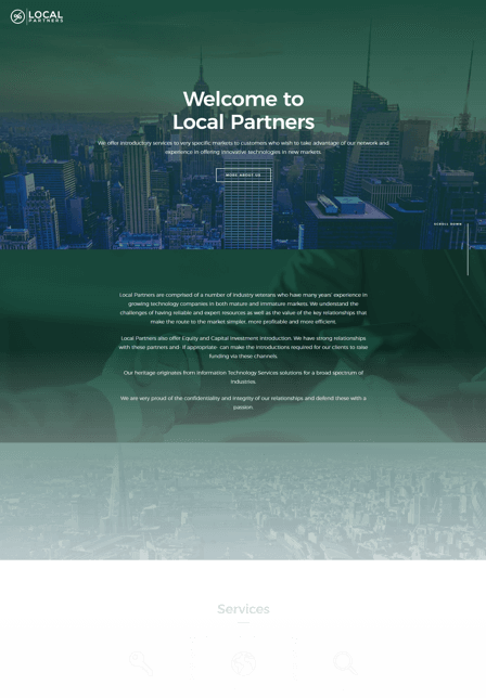 Internet Marketing Solutions for Local Partners