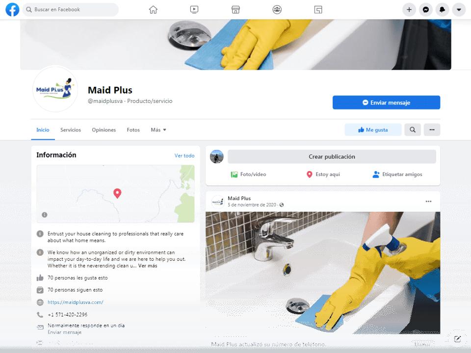 Maid Plus
