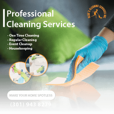 Olga's Cleaning Services Inc.