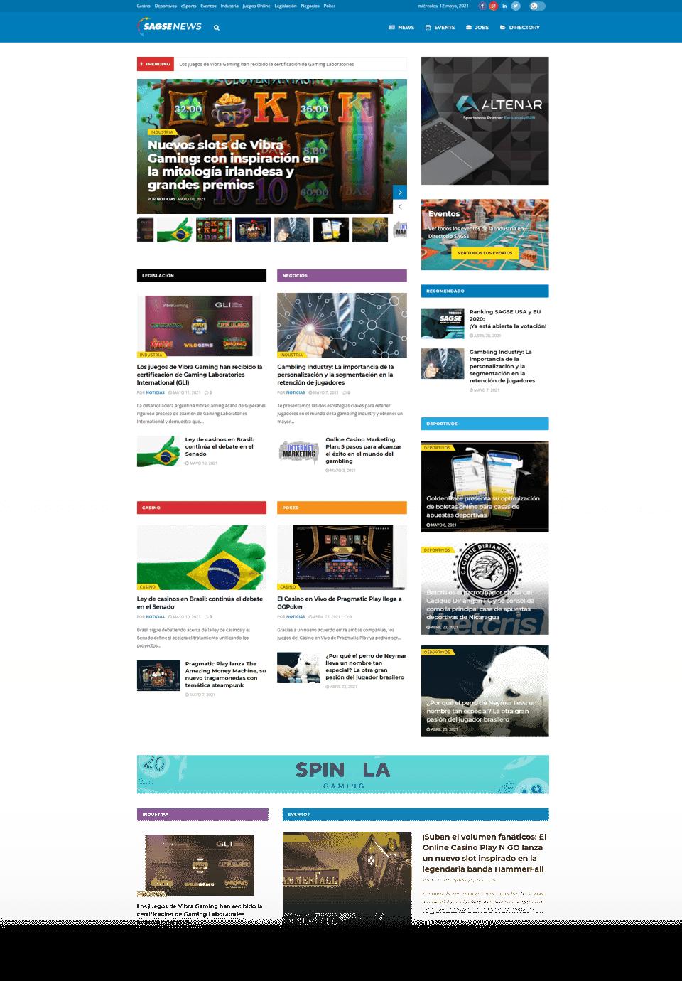 SEO for news sites SAGSE News