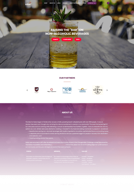 Ecommerce website development Sobar