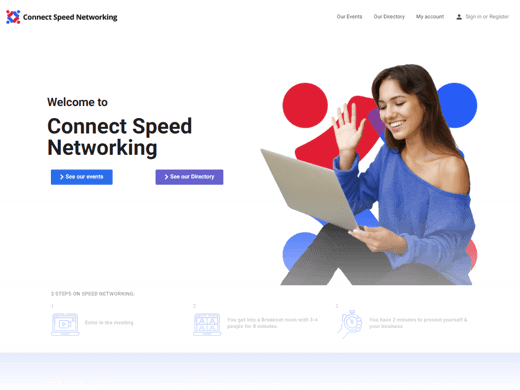 Connect Speed Networking