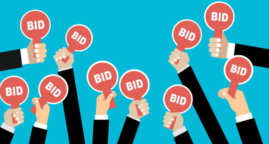 Programmatic advertising platforms deal with online bids