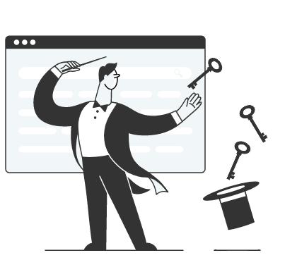 keyword management tool