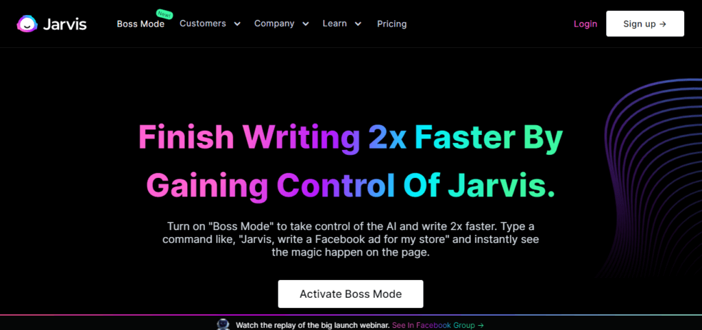 Jarvis AI is the copywriting tool your business needs