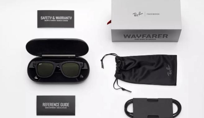 Facebook smart glasses start at $299